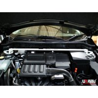 Ultra Racing Front Upper Strut Bar 2-Point - 09+ Mazda 3...