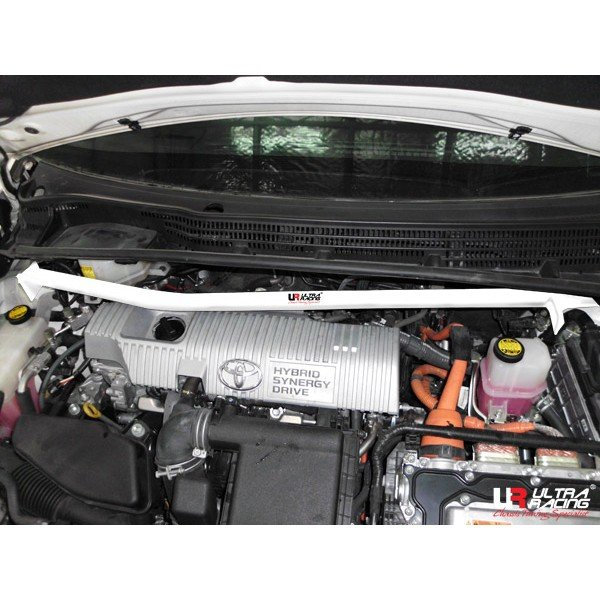 Ultra Racing Domstrebe vorn oben 2-Punkt - 10+ Toyota Prius XW30