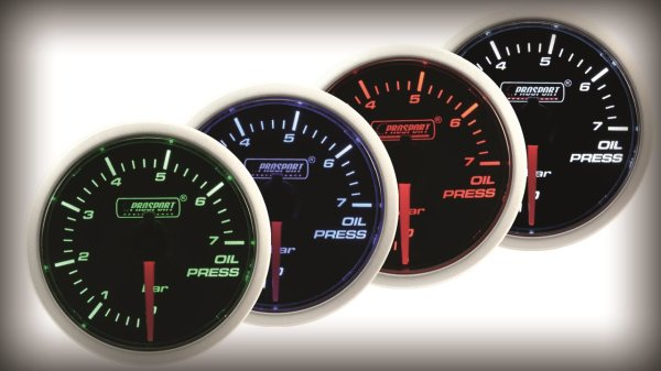 Prosport BF Performance Series oil pressure
