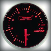 Prosport BF Performance Series oil pressure 52 mm,...