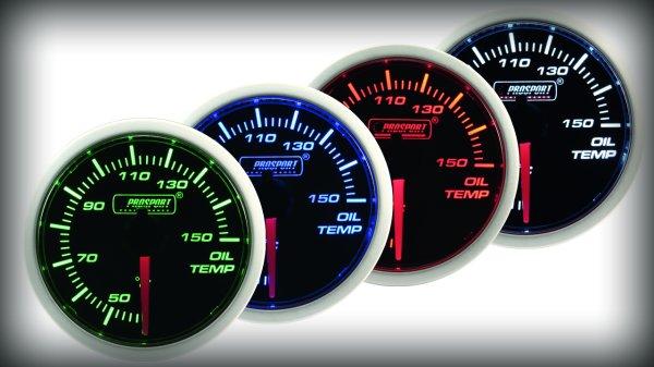 Prosport BF Performance Series oil temperature