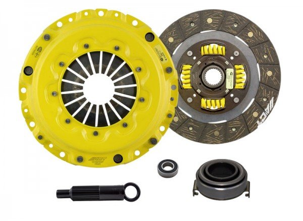 ACT Clutch Set HD/Street Disc (Performance Sprung) - 92-00 Honda Civic / 96-02 Honda CR-V / 92-98 Honda CRX/del Sol / 94-01 Honda Integra