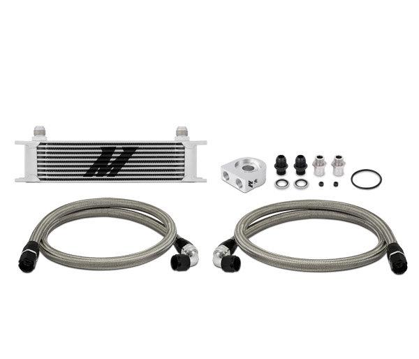 Mishimoto Oil Cooler Kit 10 row - universal