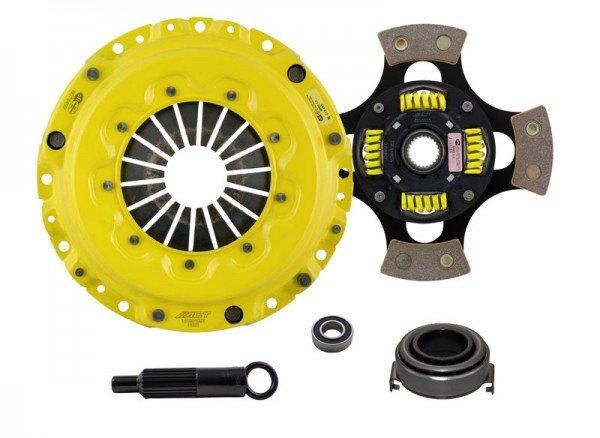 ACT Kupplungsset HD/Race Disc (4-Pad federzentriert) - 92-00 Honda Civic / 96-02 Honda CR-V / 92-98 Honda CRX/del Sol / 94-01 Honda Integra
