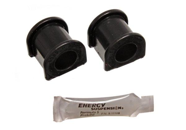 EnergySuspension Front Sway Bar Bushings black - 22mm - 96-00 Honda Civic