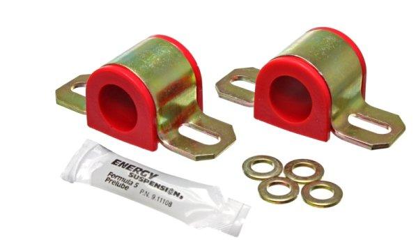 EnergySuspension Rear Sway Bar Bushing red - 22mm - 97-01 Honda Integra