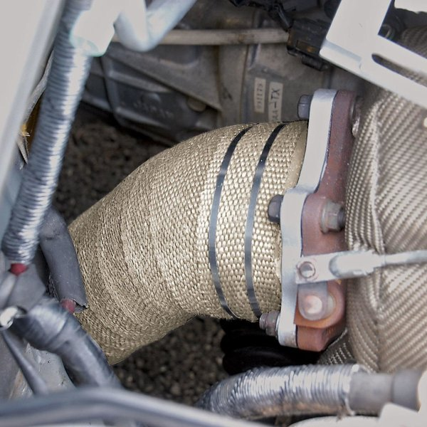 DEI Glass Fiber Exhaust Wrap Tan