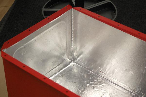 "DEI Heat Reflective Sheets ""Reflect-A-Cool"""