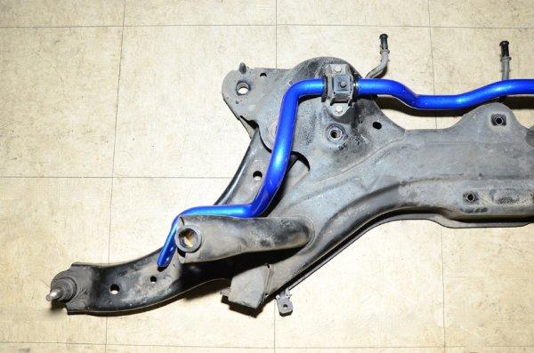 Hardrace Front Sway Bar 25.4 mm - 11-17 Suzuki Swift 1.6 ZC32S