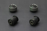Hardrace Front Lower Arm Bushings (Harden Rubber) - 04-17...