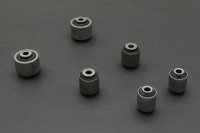 Hardrace Rear Lower Arm Bushings Set (Harden Rubber) -...