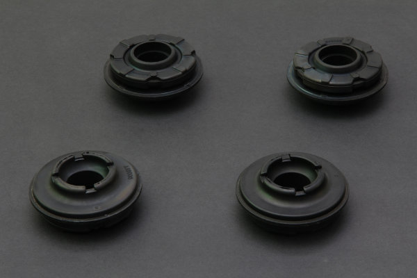Hardrace Front Tension Rod Bushings - 04+ Toyota Hiace H200