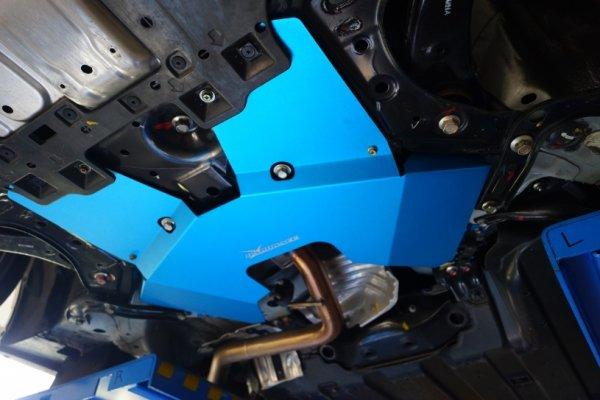 Hardrace Spritzschutz mittig unten - 14+ Honda HR-V