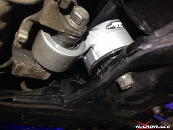 Hardrace Reinforced Engine Mount Set - 06-11 Honda Civic FD