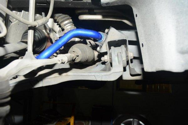 Hardrace Stabilisator vorn 25.4 mm - 13+ VW Transporter T5/T6