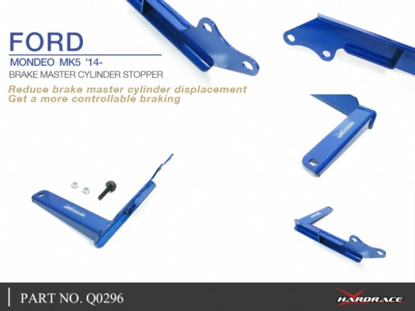 Hardrace Brake Master Cylinder Stopper - 14+ Ford Mondeo MK5