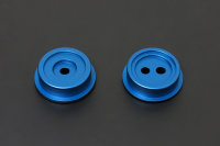 Hardrace Rear Differential Mount Bushings (Aluminium) -...