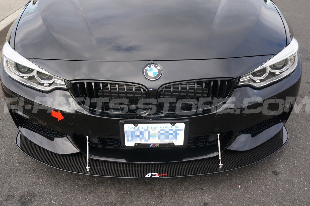 Apr Performance Frontsplitter Bmw 435i Cw 543015 R Parts
