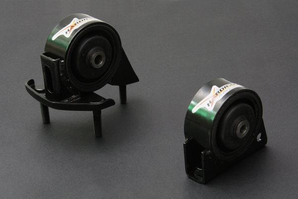 Hardrace verstärkte Motorhalter Set (vorn/hinten) - 91-02 Toyota Altis/Auris/Corolla E100 AT