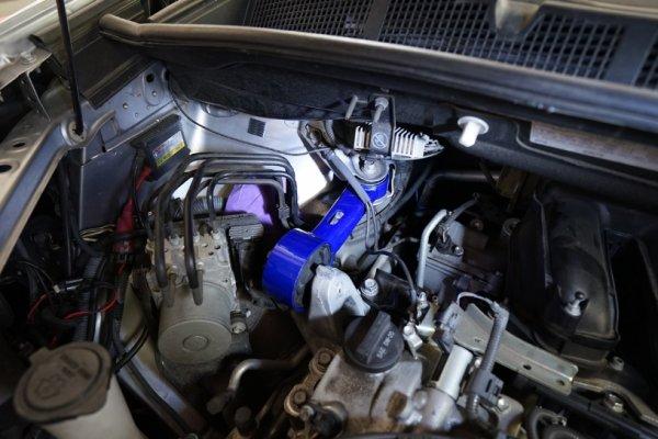 Hardrace verstärkter Motorhalter (rechts) - 11+ Toyota Sienna XL30 3.5L 2WD