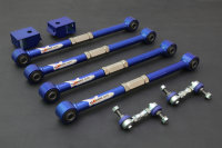 Hardrace Rear Adjustable Arm Set (Harden Rubber) - 97-08...