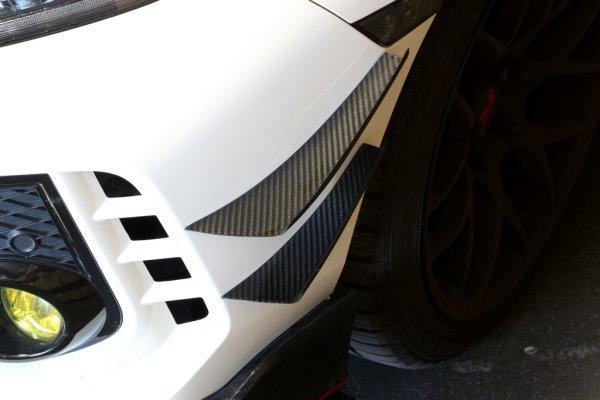APR Performance Canards - 17+ Honda Civic Type-R FK8