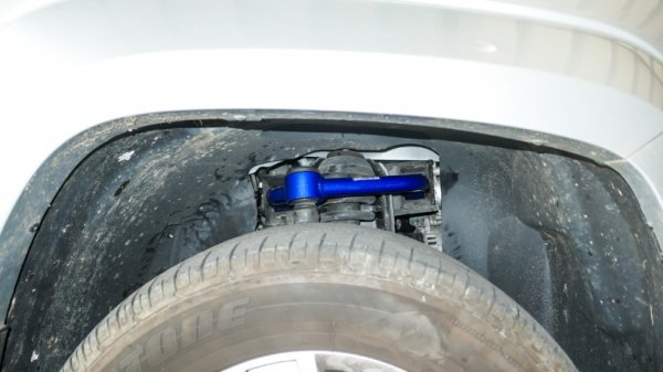 "Hardrace Querlenker vorn oben (2""-4"") (Hartgummi) - 10+ VW Amarok"