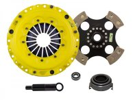 ACT Clutch Set XT/Race Disc (4-Pad Rigid) - 92-00 Honda...