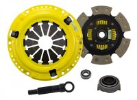 ACT Clutch Set XT/Race Disc (6-Pad Sprung) - 98-03 Honda...