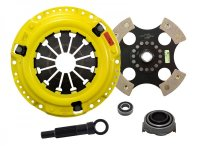 ACT Clutch Set HD/Race Disc (4-Pad Rigid) - 98-03 Honda...