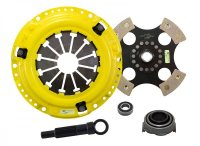 ACT Clutch Set MaXX/Race Disc (4-Pad Rigid) - 98-03 Honda...