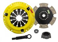 ACT Clutch Set HD/Race Disc (6-Pad Rigid) - 98-03 Honda...