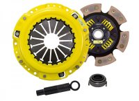 ACT Clutch Set HD/Race Disc (6-Pad Sprung) - 89-03 Honda...