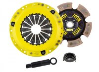 ACT Clutch Set XT/Race Disc (6-Pad Sprung) - 89-03 Honda...