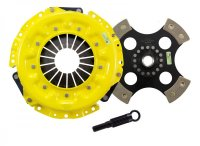 ACT Clutch Set XT/Race Disc (4-Pad Rigid) - 90-98 Nissan...