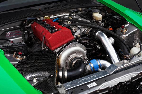 Mishimoto Performance Aluminum-Kühler - 00-09 Honda S2000