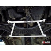 Ultra Racing Front Lower Bar 4-Point - 12+ Mitsubishi...