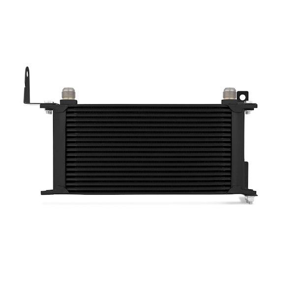 Mishimoto Oil Cooler Kit black with Thermostat - 00-09 Honda S2000